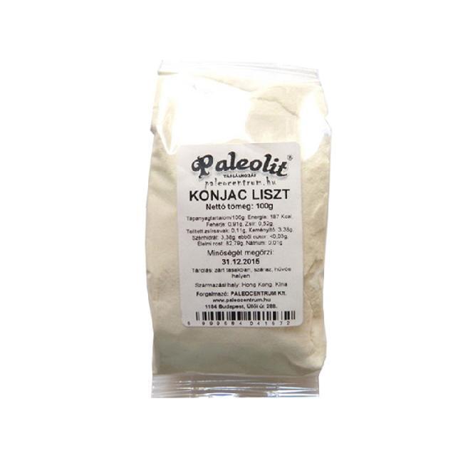 Faina de konjac Paleolit 100g