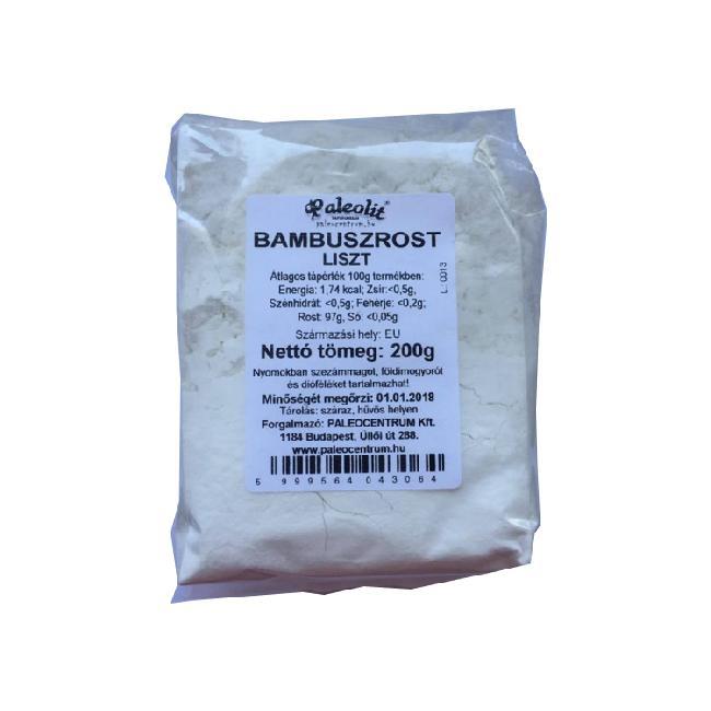 Faina din fibre de bambus 200g Paleolit