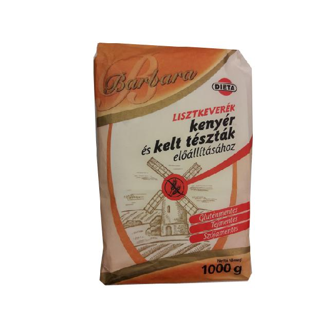 Barbara Mix faina pentru paine si produse dospite 1kg