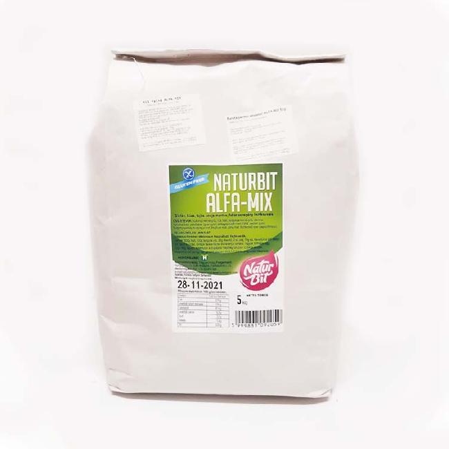 Glutenix Mix paine ALFA MIX 5KG