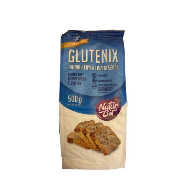 Glutenix Mix paine neagra PKU 500G