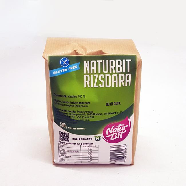 Naturbit Gris de orez 500g