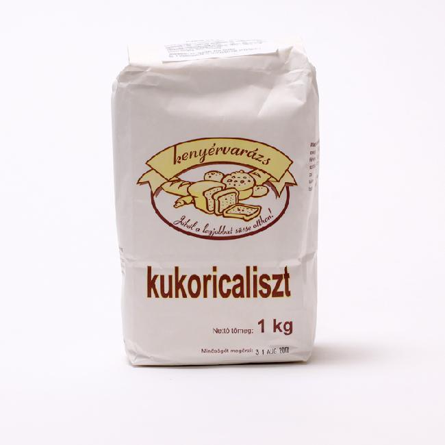 Kenyervarazs  Faina de porumb 1kg