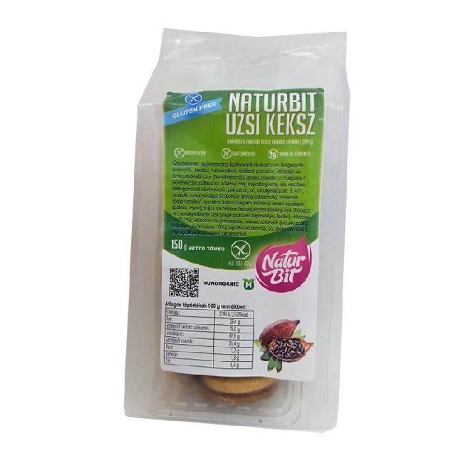 Naturbit biscuiti mic dejun 150g