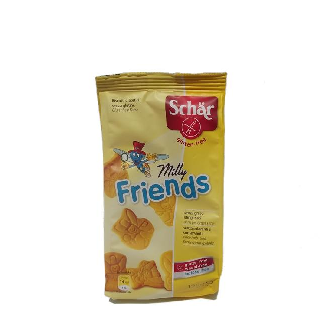 Schar Milly Friends 125g Biscuiti fara gluten