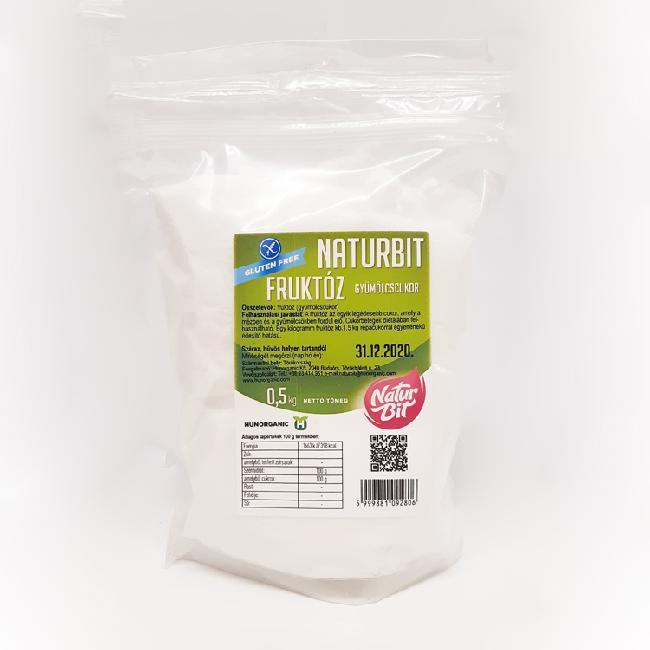 Naturbit Fructoza 500g