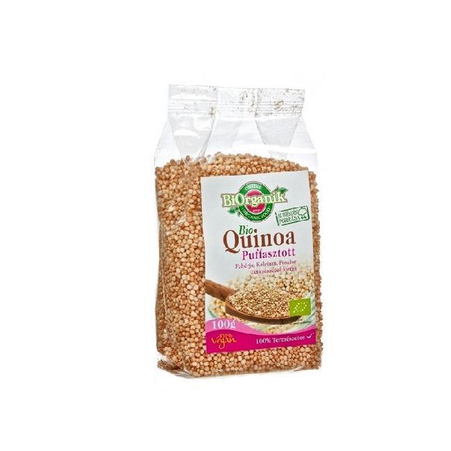 Biorganic Quinoa Expandat 100g