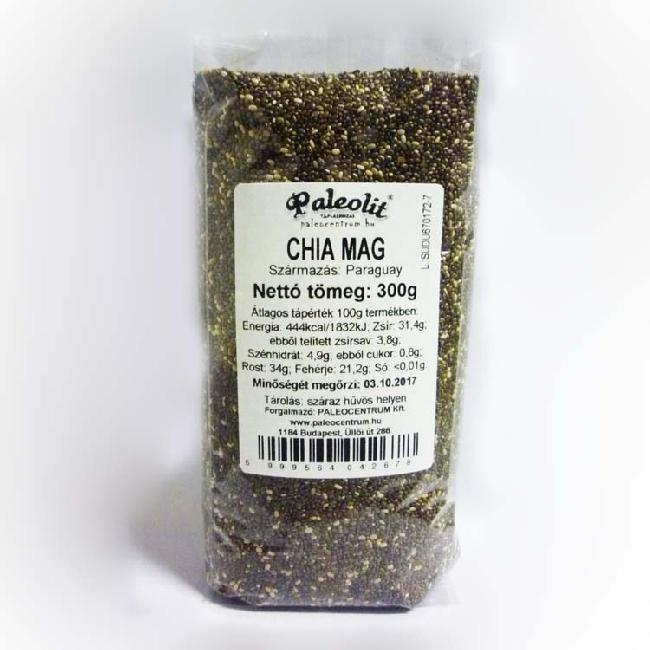 Chia Negre Seminte (salvie hispanica) 300g