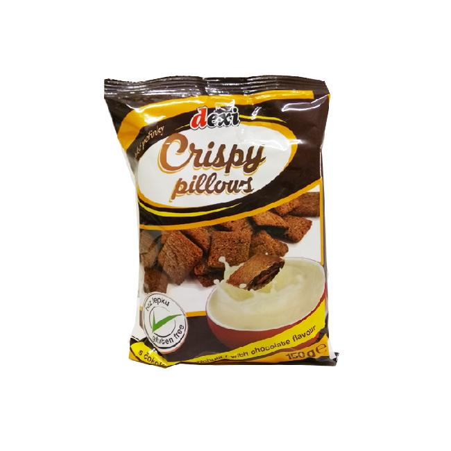 Dexi Crispy Pernite cu Cacao 150g
