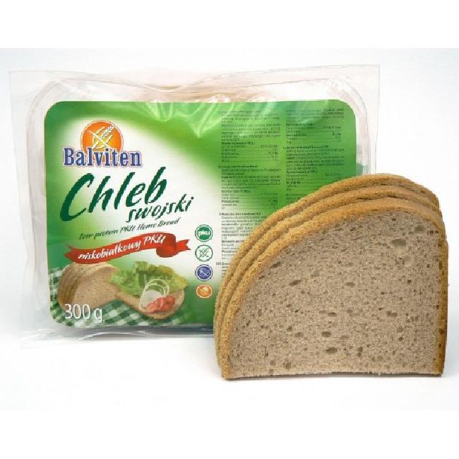 Balviten Paine de casa Home Bread PKU 300g