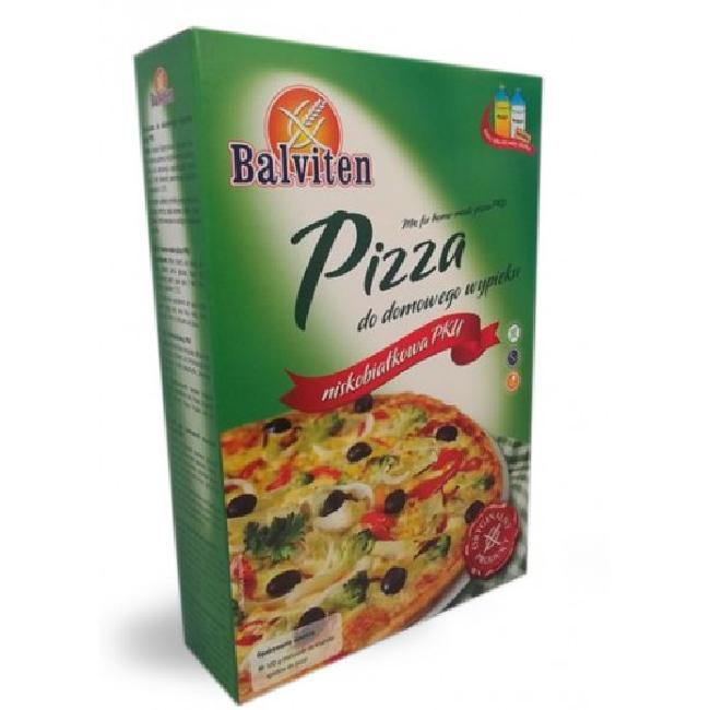 Balviten Mix pentru pizza PKU 500g