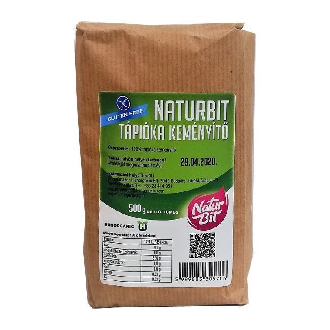 Naturbit Amidon de Tapioca  fara gluten 500g