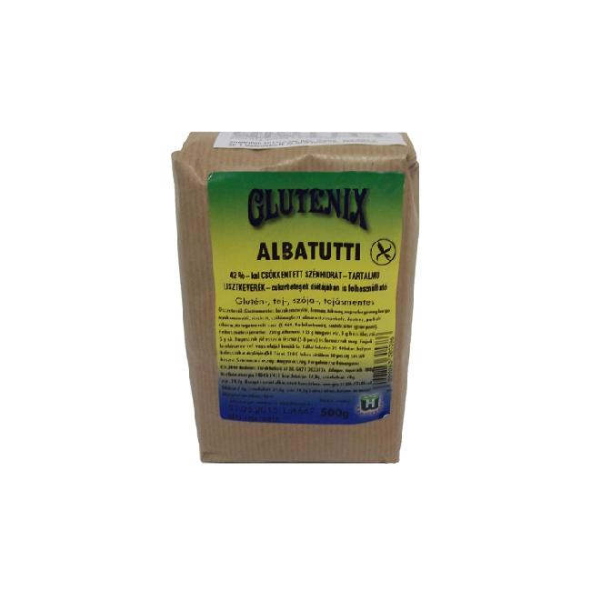 Glutenix ALBATUTTI faina cu carbohidrat scazut fara gluten  500g