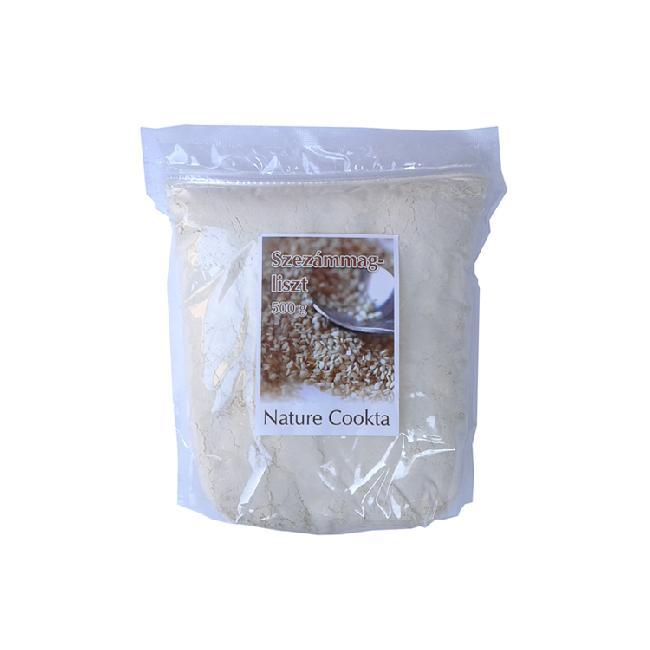 Nature Cookta Faina din seminte de susan 250g