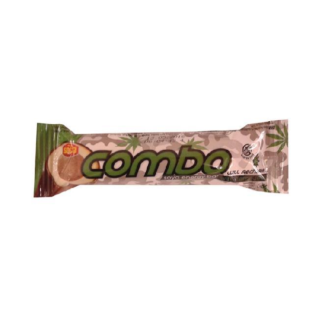 Combo Ciocolata cu soia si seminte de canepa fara gluten 58g