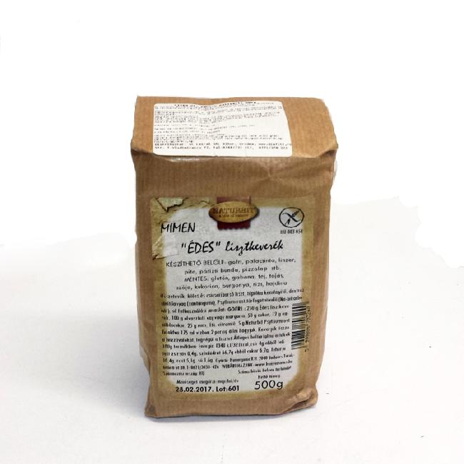 MIMEN Mix pentru patiserii fara gluten 500g