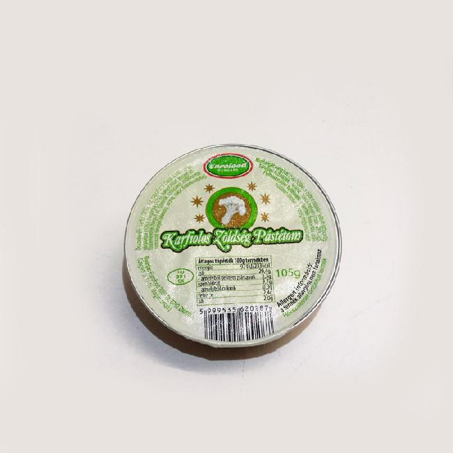 Pateu legume fara gluten Conopida 105g