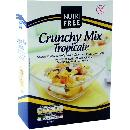 NUTRIFREE Crunchy Mix Tropicale Fulgi de Porumb, soia si hrisca 375g
