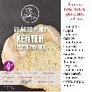 SZAFIFree Amestec faina pentru paine alba pufoasa 1kg